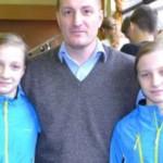 Сестры Винник отличились во Львове