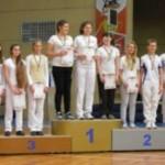 Буковинские лучница отличились на чемпионате Украины