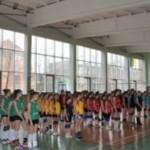 В Черновицкой областной ДЮСШ состоялся межобластной турнир по волейболу