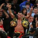 Следующий бой Кличко проведет с непобедимым доселе Фьюри