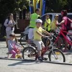 В Черновцах провели велопробег ко Дню молодежи