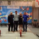 Состоялся чемпионат Черновицкой области по классическому пауэрлифтингу