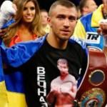 Ломаченко защитил титул чемпиона мира по версии WBO