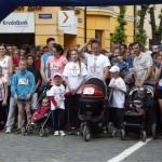 Сотни черновчан разного возраста испытали свои силы в забеге мира