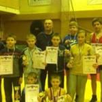 На турнире по вольной борьбе в Черновцах соревновались более 200 спортсменов
