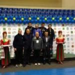 Черновчанин получил бронзовую медаль взрослого чемпионата по вольной борьбе