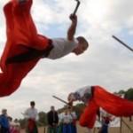 Юные казачата из Черновицкой области соревнуются в Львове