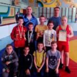 Черновицкие борцы привезли медали из Хмельницкого