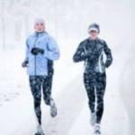 Черновчане соединили оздоровительную пробежку со скандинавской ходьбой