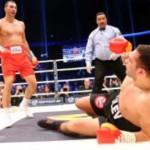 Следующий бой Кличко может состояться весной в Америке