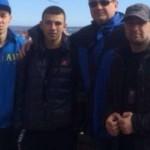 Черновицкие боксеры привезли три медали из Эстонии