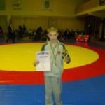 Воспитанник ЧОДЮСШ завоевал бронзу на международном турнире
