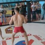 Черновчанин стал первым на Буковине мастером спорта Украины по ММА