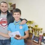 Пауэрлифтеры в Черновцах не только тренируются, но и ведут активную общественную деятельность