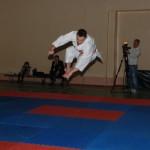 На чемпионате по каратэ в Черновцах разыгрывают 43 комплекта наград