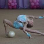 В Черновцах завершился Международный турнир по художественной гимнастике