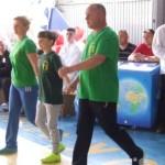 В Черновцах соревнуются семь активных семей