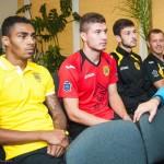 Презентовали новую форму черновицкой футбольной команды
