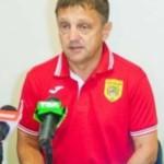 Главный тренер ФК Буковина: У нас создается практически новая команда