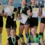 Черновицкие волейболистки привезли серебро из Каменец-Подольского