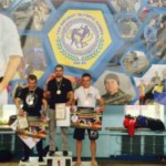 Студент из Черновцов выиграл золото на Всеукраинском турнире по панкратиону