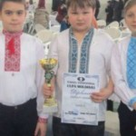 Черновчане вошли в пятерку лучших на международных соревнованиях по шахматам