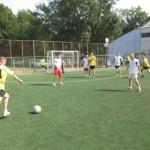 Состоялись мини-соревнования по футболу среди спасателей в Черновицкой области