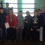 Черновицкие кикбоксеры завоевали Кубок Волыни