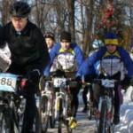 Традиционный новогодний велокросс состоялся в Черновцах