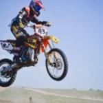 Чемпионат Украины по мотокроссу проходит в Берегомете