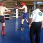 Черновицкие кикбоксеры завоевали награды на всеукраинском турнире