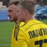 Нападающий Буковины » Василий Палагнюк – лучший игрок в матче с Суммами