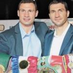 Виталий не вернется на ринг — Владимир Кличко
