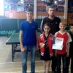 Буковинская теннисистка завоевала золото международного турнира