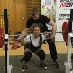 В Черновцах установили рекорд мира на чемпионате области по пауэрлифтингу