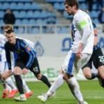 Полуфинал Лиги Европы: В первом матче Днепр сыграл вничью с Наполи