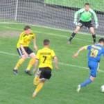 Черновицкая Буковина сыграла вничью с тернопольской командой