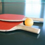 Среди преподавателей ЧНУ состоялся шестой турнир по настольному теннису