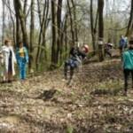 На Буковине провели соревнования II этапа чемпионата Украины по пешеходному туризму