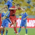 Сборная Украины сыграла вничью с командой Литвы