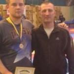 Черновицкие борцы привезли серебро и бронзу с чемпионата Украины
