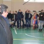 В Черновцах на Белорусской открыли новый спортзал