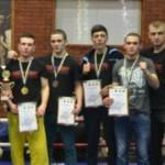 Черновчане завоевали четыре награды на турнире по фри-файту в Виннице