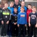 Пять медалей привезли ученики Черновицкой ОДЮСШ со Львова