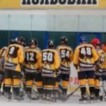 Капитан черновицких хоккеистов отправился добровольцем в АТО