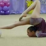 Международный турнир по художественной гимнастике проведут в Черновцах