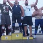 Черновицкий спортсмен стал победителем на Кубке мира по силовому экстриму