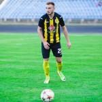 Тарас Сивка стал лучшим игроком ФК Буковина в первой части сезона