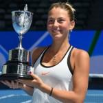 Украинская община Австралии чтит юную победительницу Australian Open