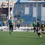 Товарищеский матч Подолья и Буковины завершился победой черновчан